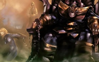 Comics - Thanos Wallpapers and Backgrounds ID : 465389