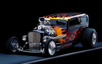 Vehicles - Hot Rod Wallpapers and Backgrounds ID : 465540