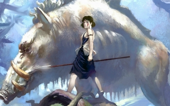 Movie - Princess Mononoke Wallpapers and Backgrounds ID : 465975