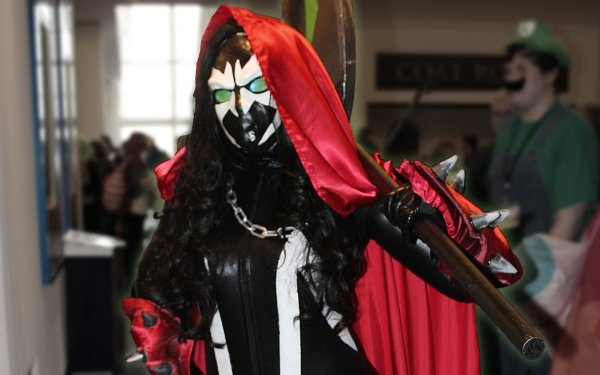 Women Cosplay Spawn HD Wallpaper   Background Image