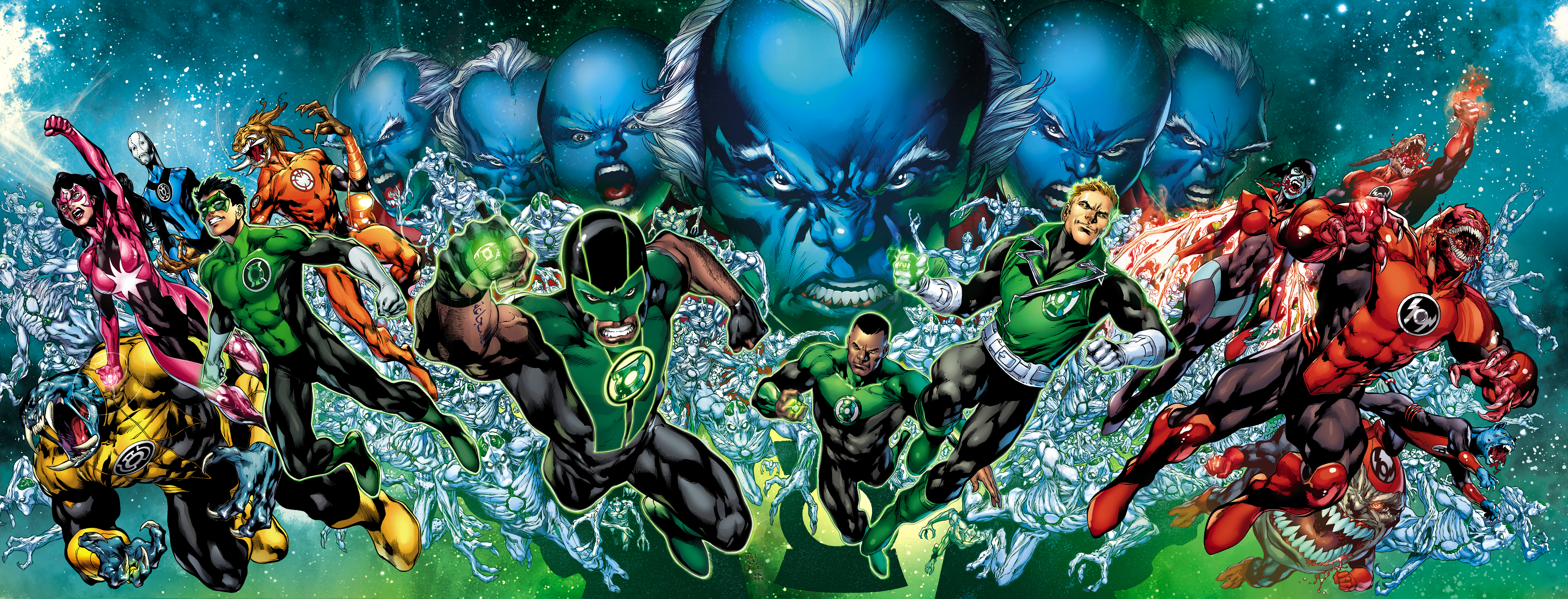 31 4K Ultra HD Green Lantern Wallpapers
