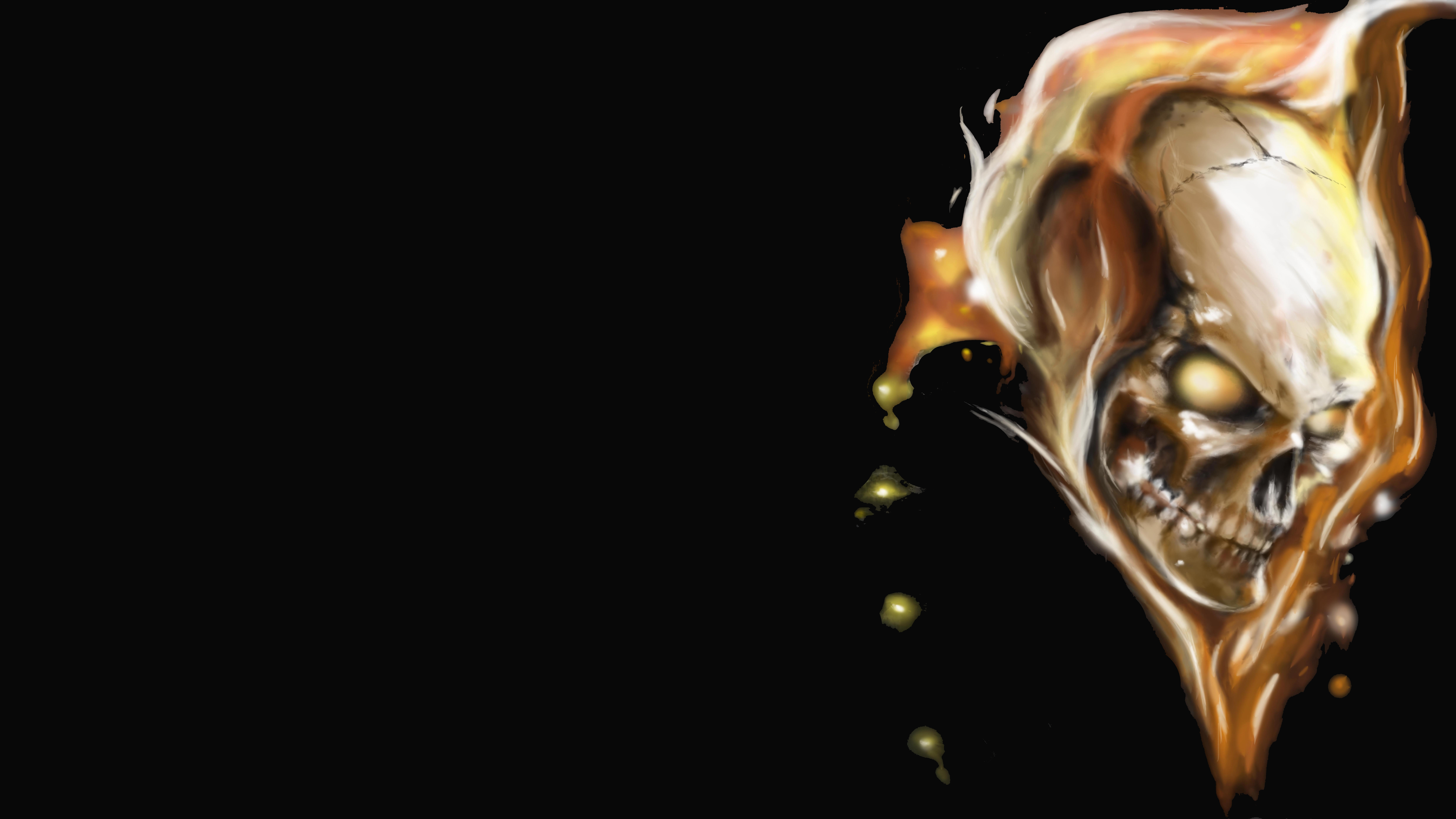 142 ghost rider hd wallpapers | background images - wallpaper abyss