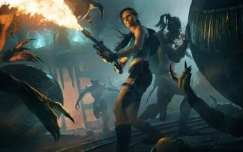 Video Game - Tomb Raider Wallpapers and Backgrounds ID : 466260