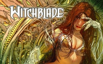 Comics - Witchblade Wallpapers and Backgrounds ID : 466336