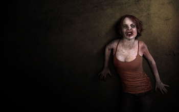 Dark - Zombie Wallpapers and Backgrounds ID : 466908