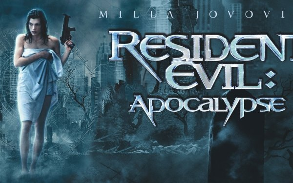 Movie Resident Evil: Apocalypse Resident Evil Milla Jovovich HD Wallpaper | Background Image
