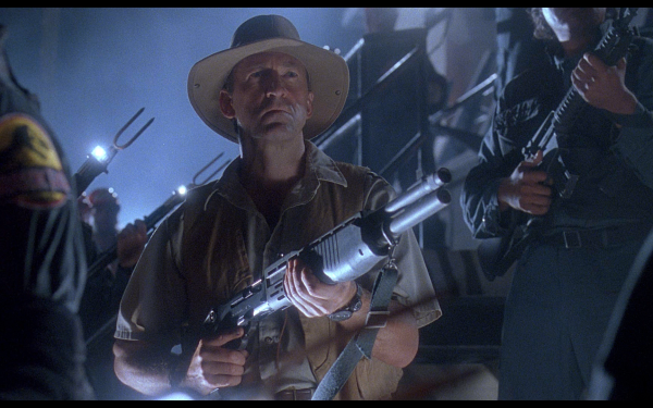 Movie Jurassic Park Robert Muldoon Bob Peck HD Wallpaper | Background Image