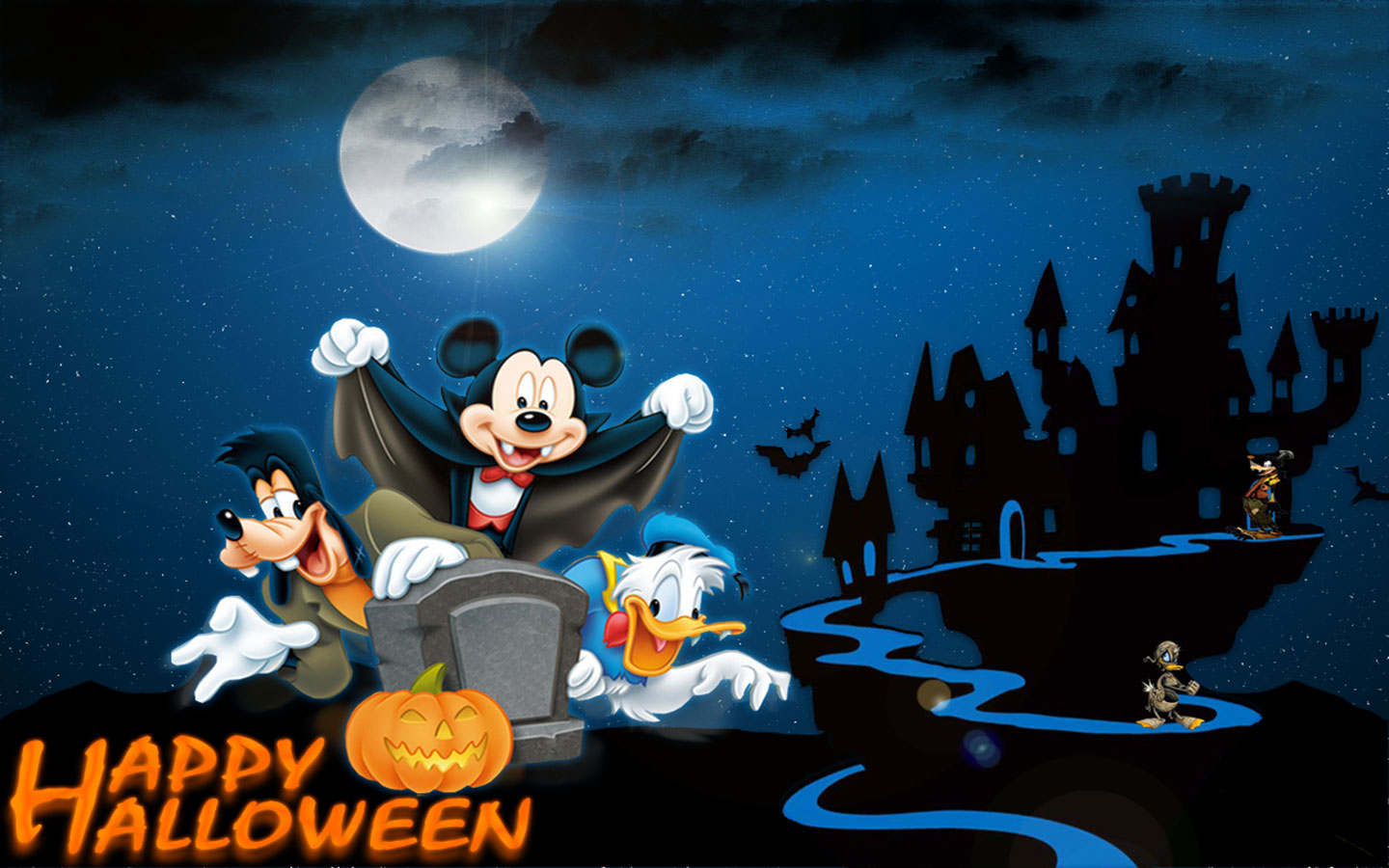 Halloween Wallpaper And Background Image 1440x900 Id 467062