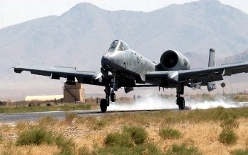 Military - Fairchild Republic A-10 Thunderbolt II Wallpapers and Backgrounds ID : 467076
