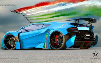 Vehicles - Lamborghini Wallpapers and Backgrounds ID : 467230