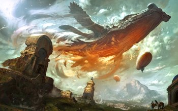 Fantasy - Animal Wallpapers and Backgrounds