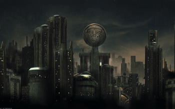Sci Fi - City Wallpapers and Backgrounds ID : 467492