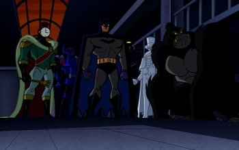 TV Show - Batman: The Brave And The Bold Wallpapers and Backgrounds ID : 467873