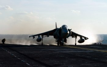 Militari - McDonnell Douglas AV-8B Harrier II Wallpapers and Backgrounds ID : 467935