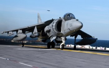 Militärisch - McDonnell Douglas AV-8B Harrier II Wallpapers and Backgrounds ID : 467936