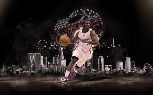 Sports Chris Paul Basketball HD Wallpaper | Background Image