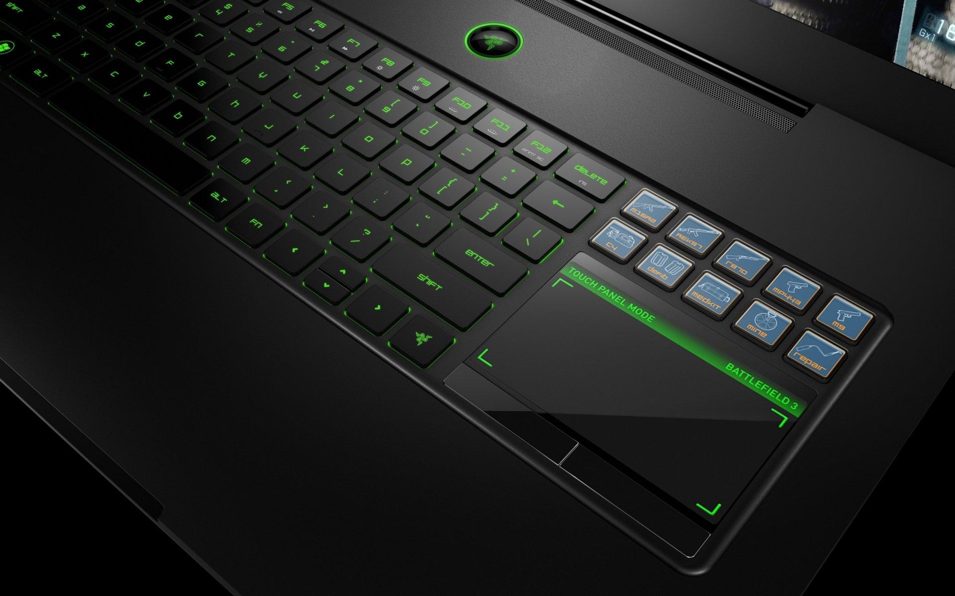 技术 - Laptop  技术 电脑 键盘 壁纸