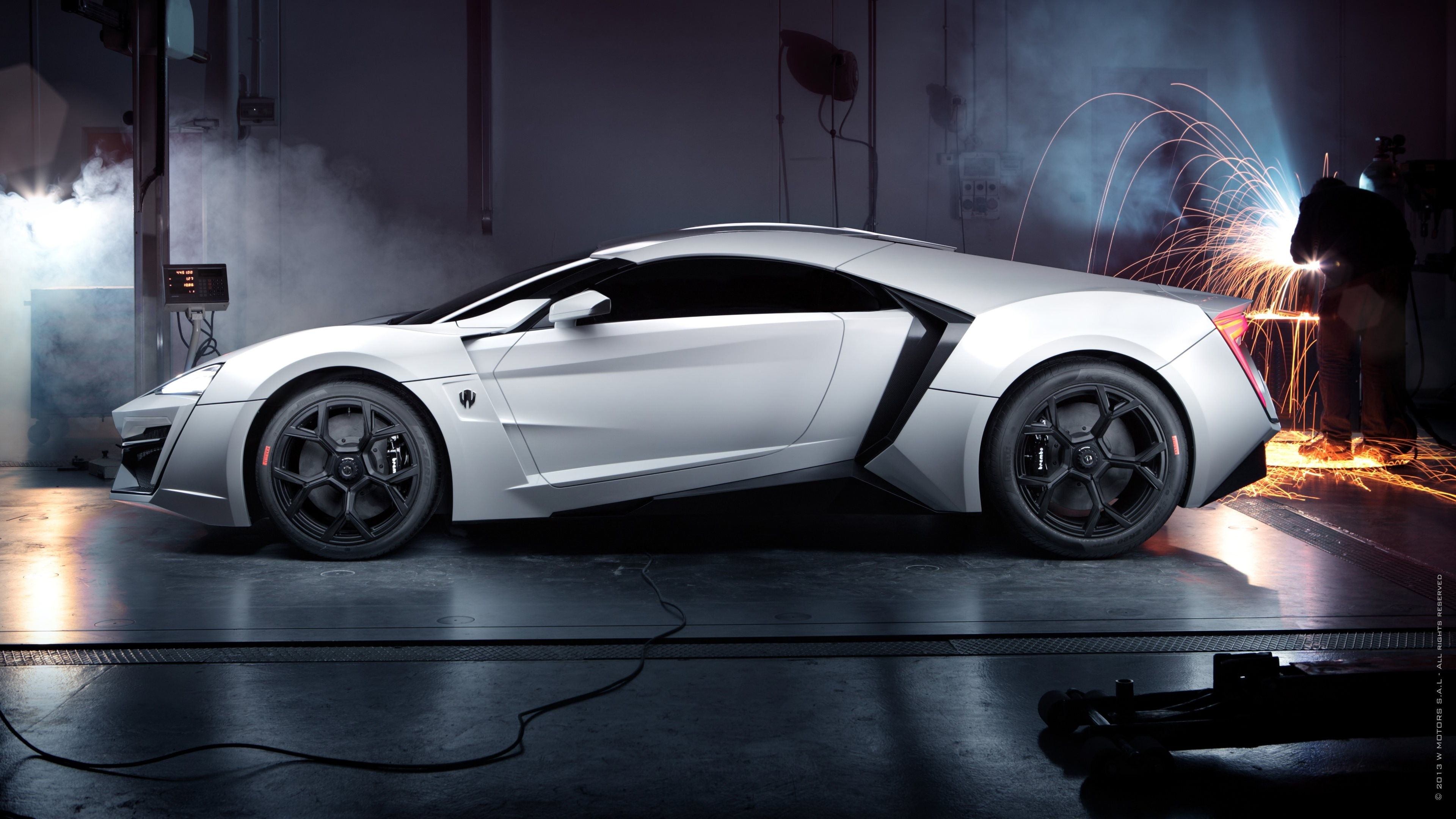 39 Lykan Hypersport HD Wallpapers