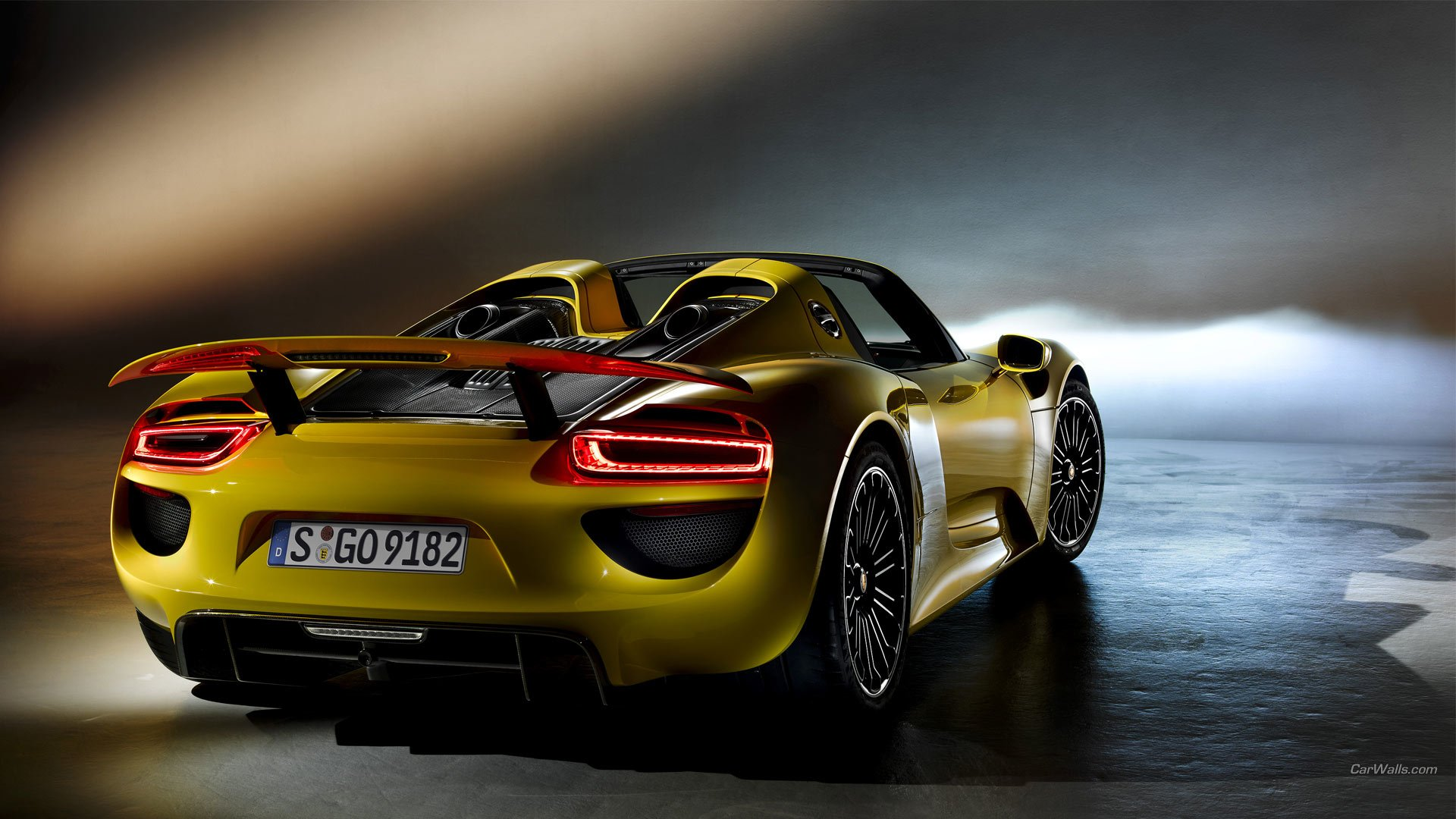 porsche 918 spyder full hd wallpaper and hintergrund 1920x1080 id 469241. Black Bedroom Furniture Sets. Home Design Ideas
