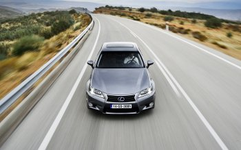 Vehículos - 2014 Lexus GS 300h Wallpapers and Backgrounds ID : 469252
