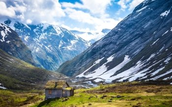 Man Made - Cabin Wallpapers and Backgrounds ID : 469652