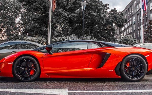 Véhicules Lamborghini Aventador Lamborghini Fond d'écran HD | Arrière-Plan