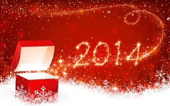 Holiday - New Year 2014 Wallpapers and Backgrounds ID : 470448