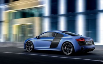 Vehicles - 2013 Audi R8 V10 Plus Wallpapers and Backgrounds ID : 470705