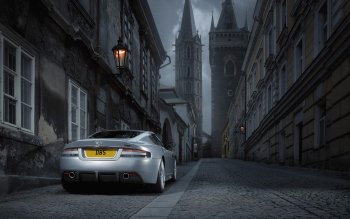 Транспортные Средства - Aston Martin DBS Wallpapers and Backgrounds ID : 470849