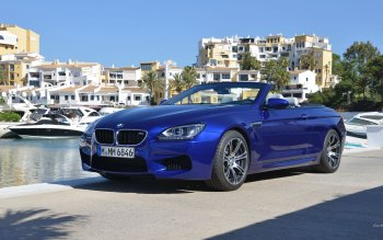 Vehicles - BMW M6 Convertible Wallpapers and Backgrounds ID : 470936
