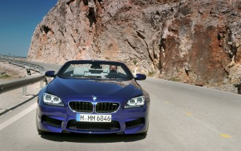 Vehicles - BMW M6 Convertible Wallpapers and Backgrounds ID : 470938