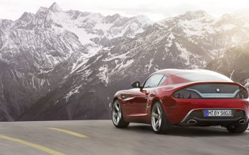 Vehicles - Bmw Zagato Coupe Wallpapers and Backgrounds ID : 470975