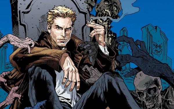 Comics Hellblazer John Constantine HD Wallpaper | Background Image
