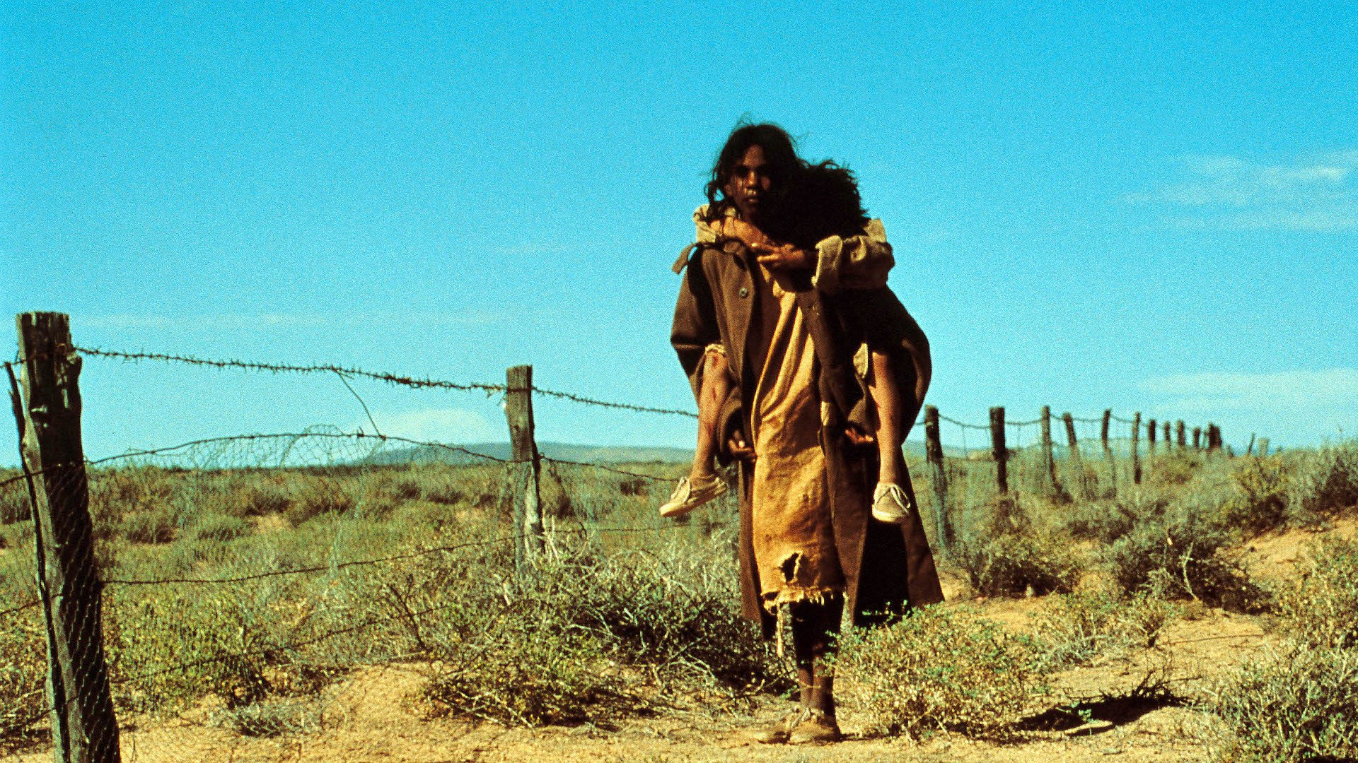"""rabbit proof fence comparison between movie So it's no surprise that a movie like 2002's """"rabbit-proof fence  """"rabbit-proof fence"""" has become standard viewing in australian history classes."""