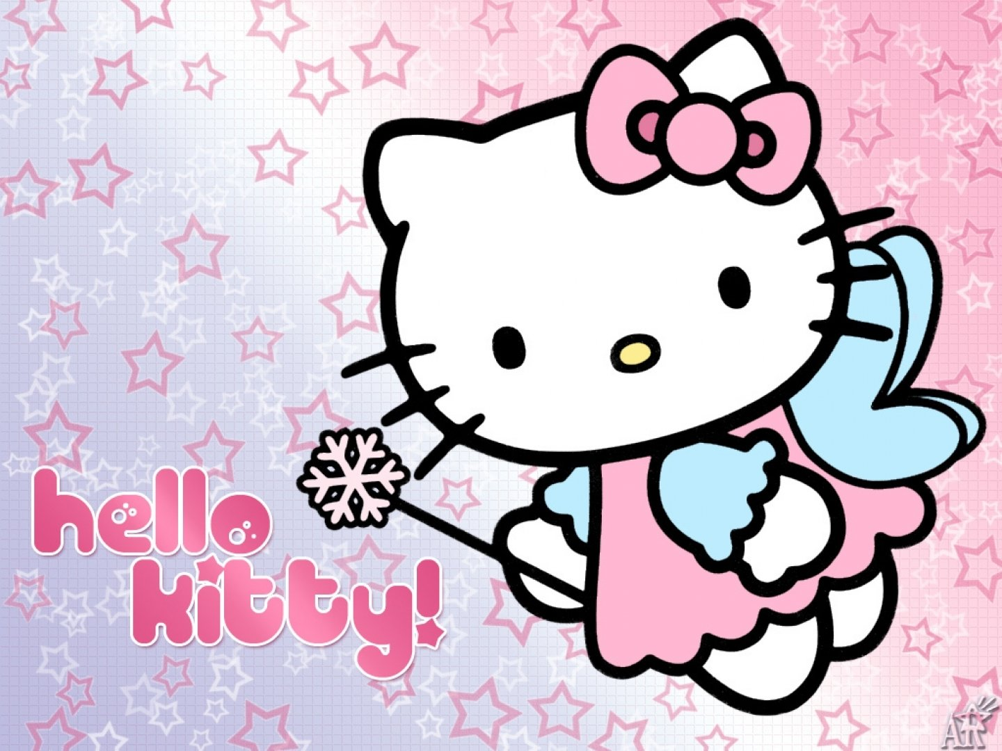Hello Kitty Wallpaper And Background Image 1440x1080 Id 471873