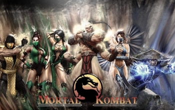 Video Game - Mortal Kombat Wallpapers and Backgrounds ID : 471187
