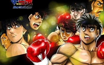Anime - Hajime No Ippo Wallpapers and Backgrounds ID : 471364