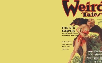 Comics - Weird Tales Wallpapers and Backgrounds ID : 471483