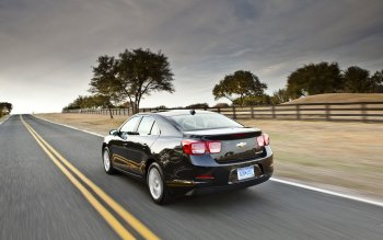 Vehicles - Chevrolet Malibu Eco Wallpapers and Backgrounds ID : 471702