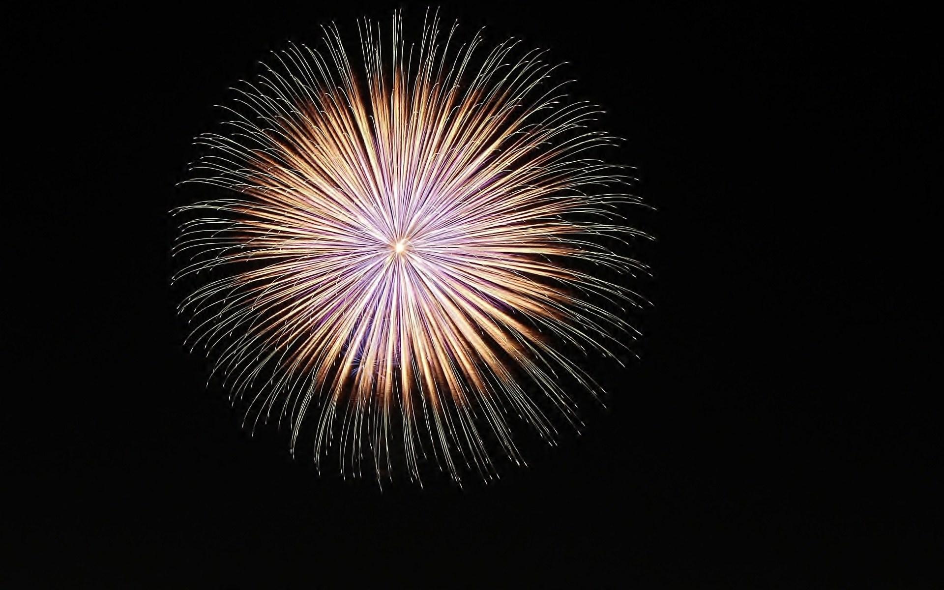 how to make white fireworks
