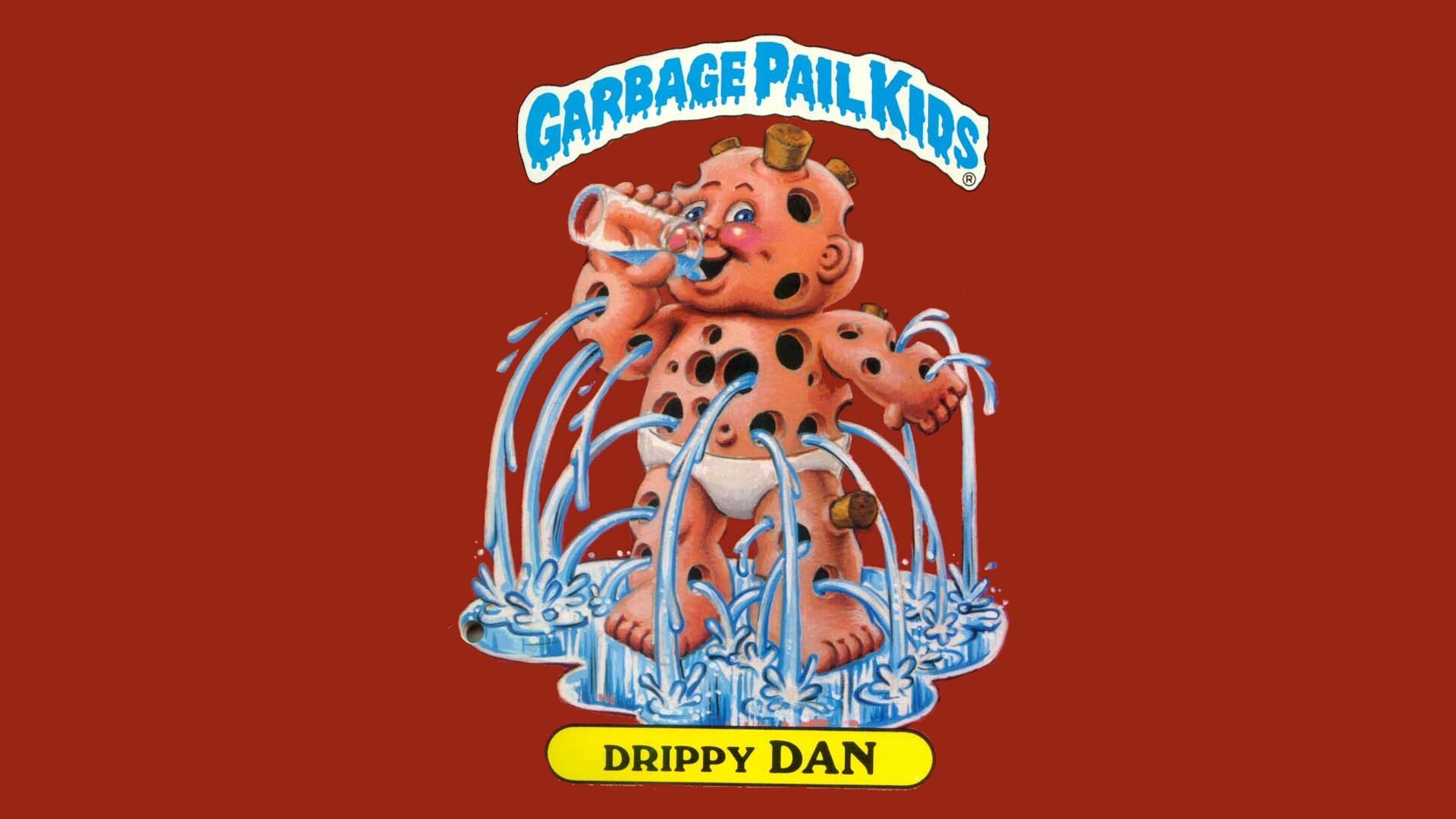 Garbage Pail Kids Full HD Wallpaper and Background