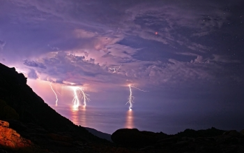 Photography - Lightning Wallpapers and Backgrounds ID : 472341