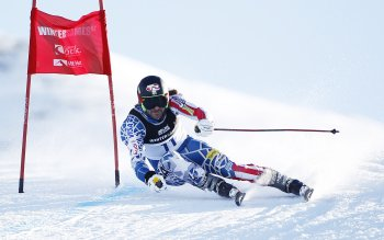 Deporte - Slalom Skiing Wallpapers and Backgrounds