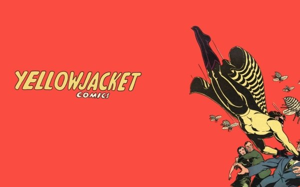 Bande-dessinées Yellowjacket Fond d'écran HD | Arrière-Plan