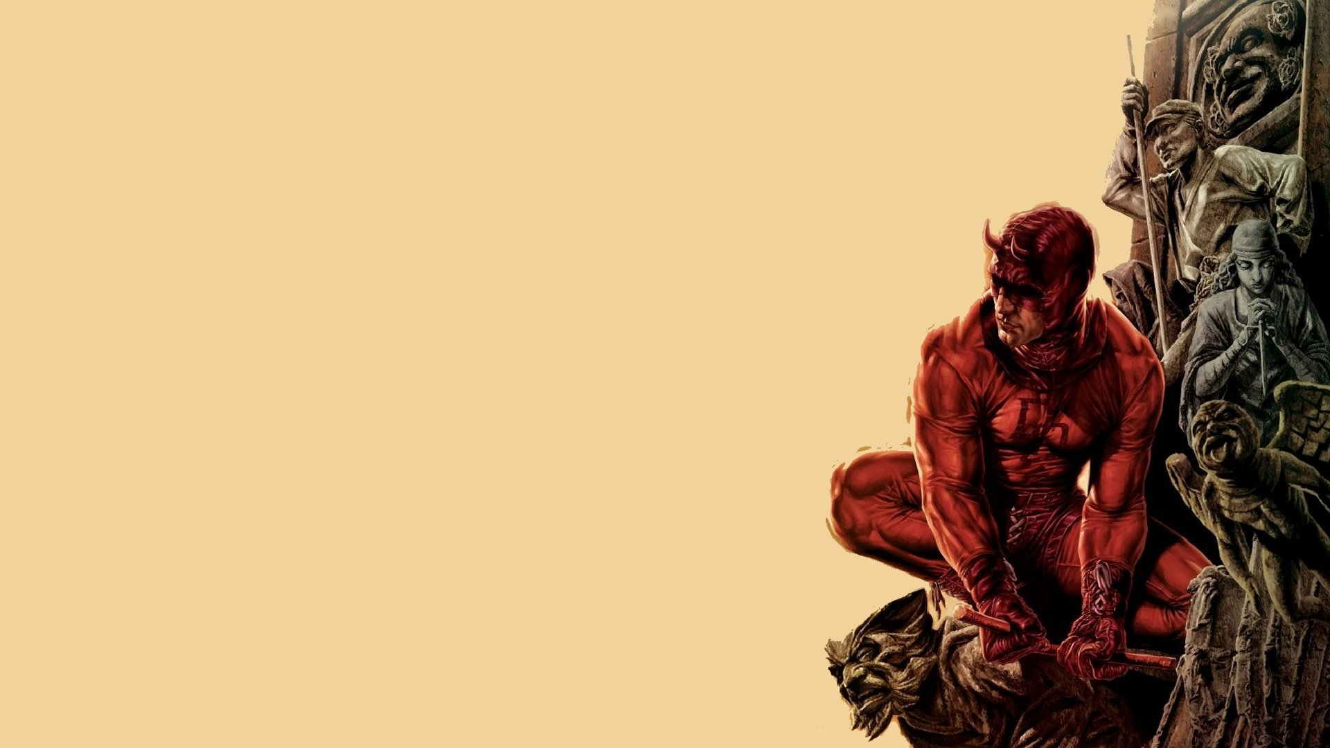 Comics - Daredevil  Wallpaper
