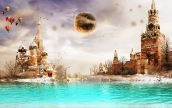Fantasy - Castle Wallpapers and Backgrounds ID : 473374