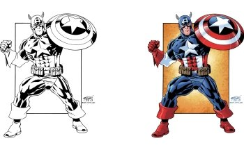 Comics - Captain America Wallpapers and Backgrounds ID : 473615