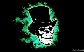 Dark - Skull Wallpapers and Backgrounds ID : 473999