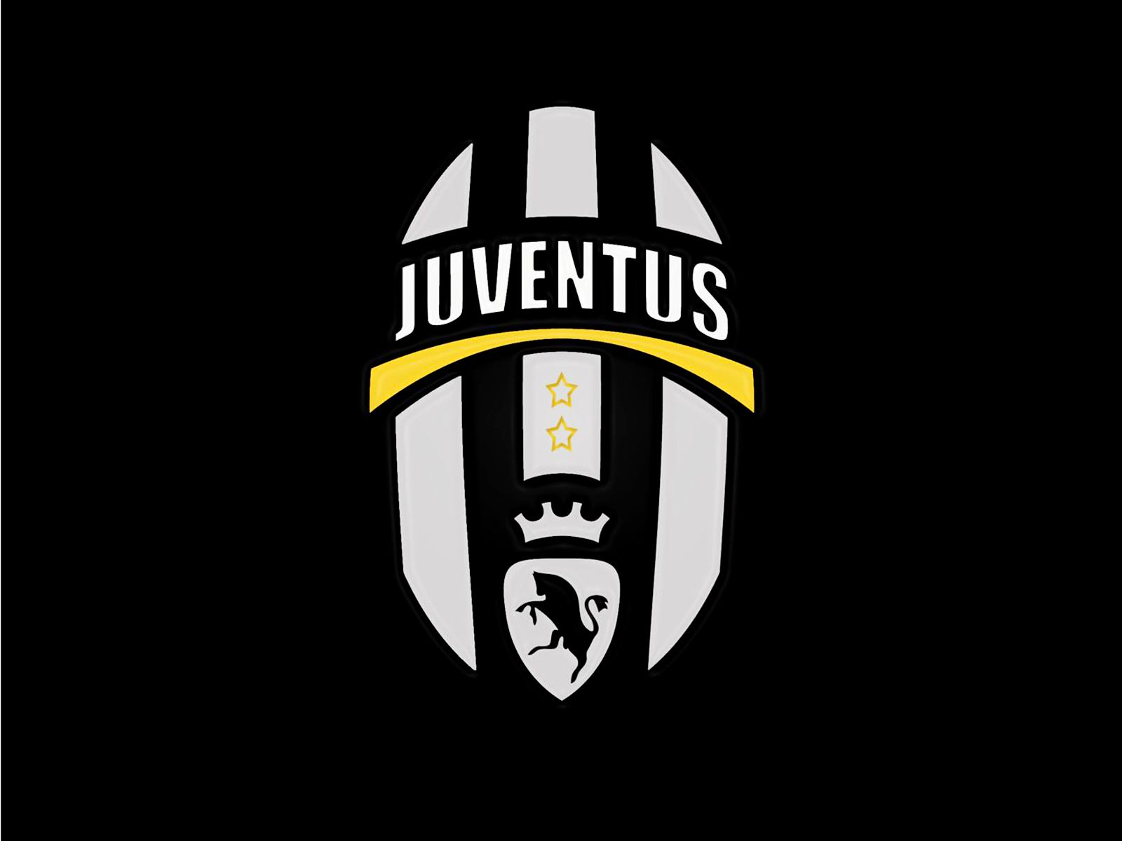 juventus fc wallpaper and background image 1600x1200