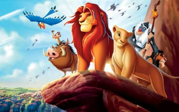 Movie - The Lion King Wallpapers and Backgrounds ID : 474234